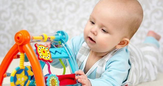 Bebek beyni için ilk bir yıl çok önemli