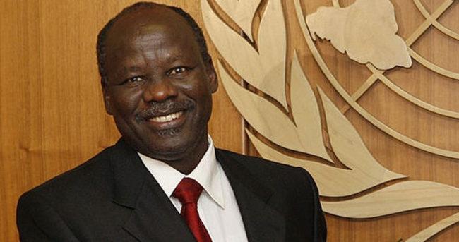 Güney Sudan Tarım Bakanı istifa etti