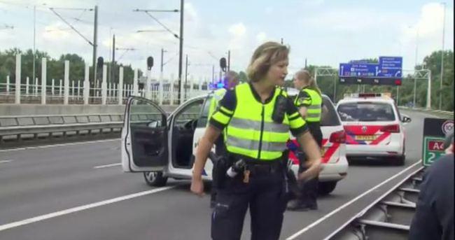 Hollanda'da terör eylemi