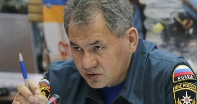 Rusya Savunma Bakanı Şoygu Kazakistan'da