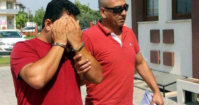 Aranan suç makinesi Denizli'de yakalandı
