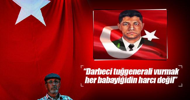 Silah arkadaşı şehit Halisdemir'i anlattı