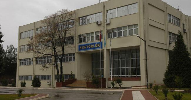 Uludağ Üniversitesi'nde 169 kişi açığa alındı