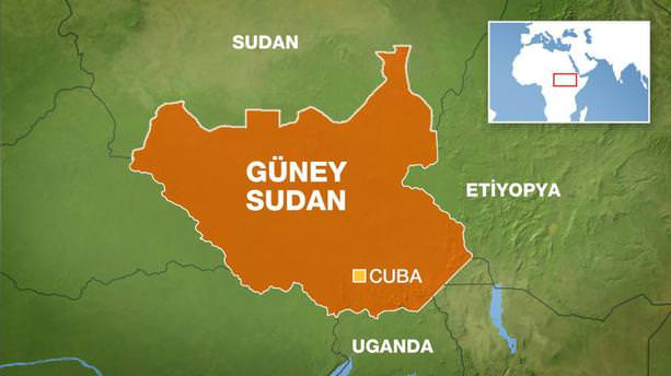 Güney Sudan'daki olaylar