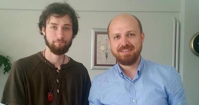 Bilal Erdoğan'dan Cambaz ailesine ziyaret