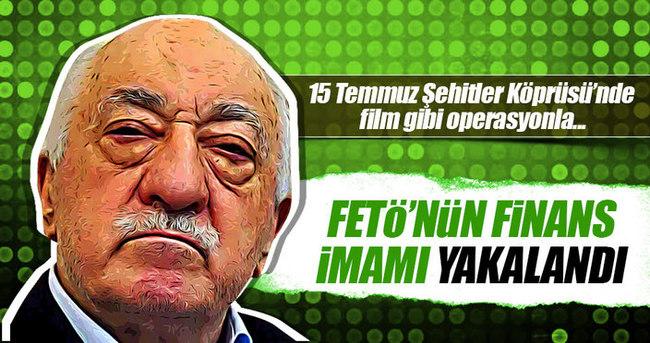 FETÖ'nün kasası Murat Kılıç yakalandı