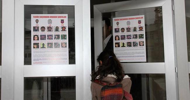 İhbar yağdı 169 terörist yakalandı