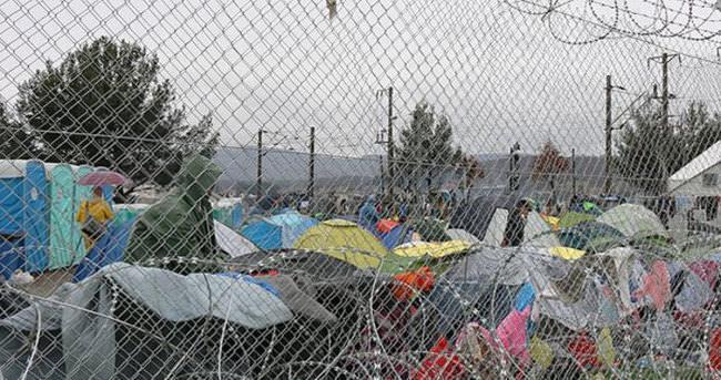 Sığınmacı dolaşımına sınırlama
