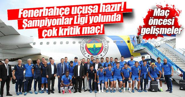 Fenerbahçe, Monaco karşısında tur peşinde!