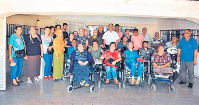 Adana Milletvekili Tümer: Hepimiz engelli adayıyız