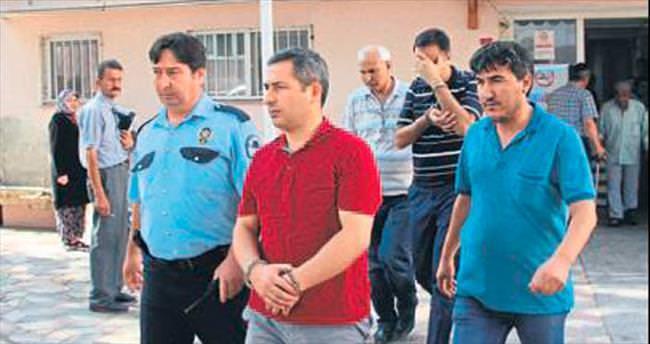 Aranan savcı Kızıltuğ Manisa'da yakalandı