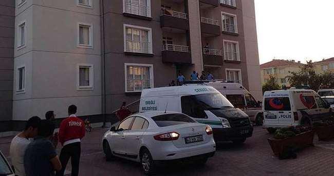 Polis memuru eşi ve kızını öldürüp intihar etti