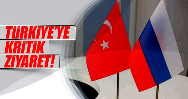 Rus heyetten Türkiye'ye turizm güvenliği ziyareti