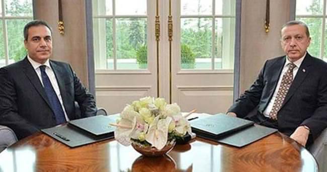 Erdoğan Fidan'la görüşecek