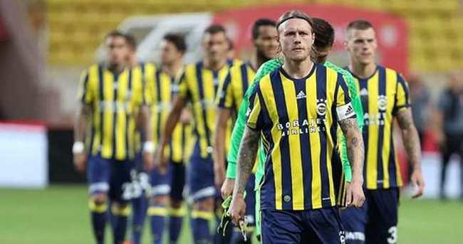 Fenerbahçe hisseleri geriliyor