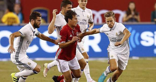 Real Madrid, Bayern'i tek golle yıktı