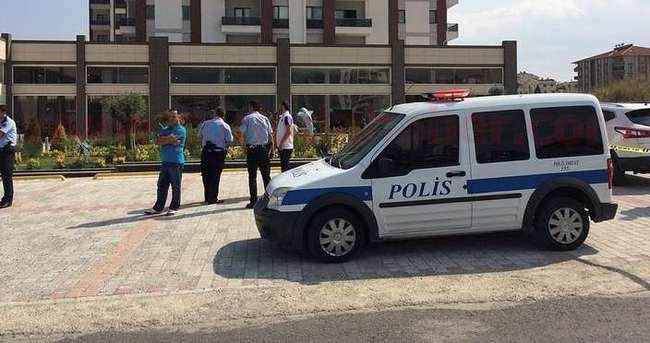 Müteahhidin bürosuna silahlı saldırı: 1 ölü, 2 yaralı