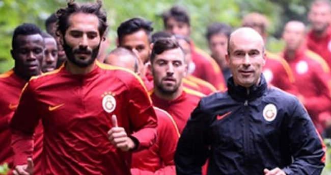 Galatasaray, Michael Wenzel ile yollarını ayırdı