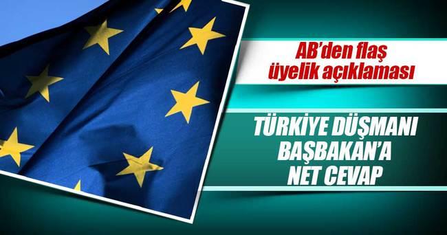 AB Komisyonu: Türkiye ile ilgili karar aceleye gelmez