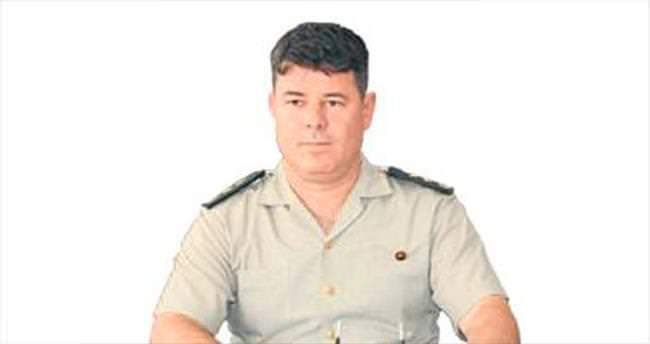 Niğde'nin yeni komutanı Tataroğlu göreve başladı