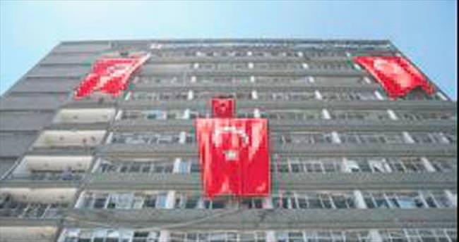 Ankara Emniyeti'nde yaralar hızla sarılıyor
