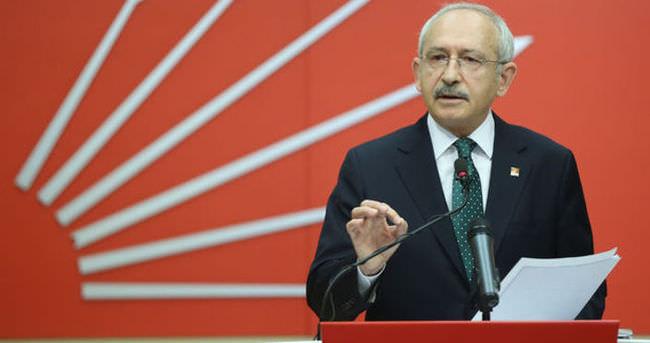 CHP Yenikapı için MYK toplantısı sona erdi
