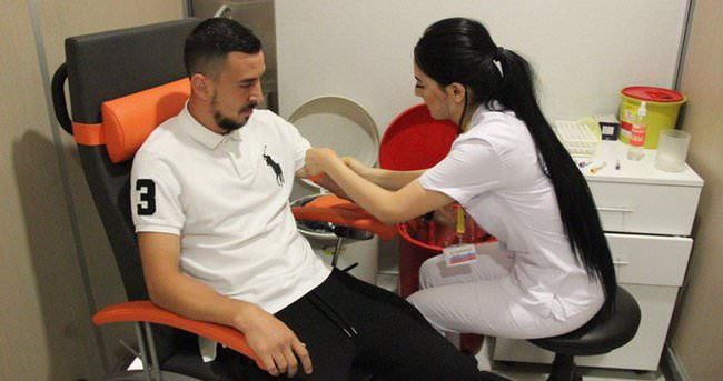 Konyaspor'un yeni transferi sağlık kontrolünden geçti