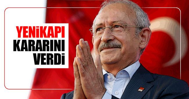 Kılıçdaroğlu Yenikapı kararını verdi