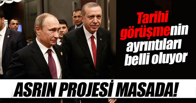 Türk Akımı Projesi yeniden gündemde