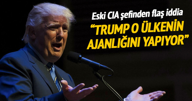 Eski CIA şefi Morell'den Trump'a eleştiri