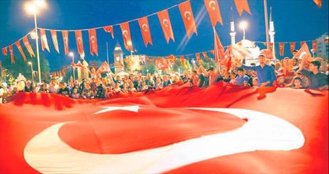 Başkan Çolakbayrakdar: Hiçbir güç, ülkemizi bölemez