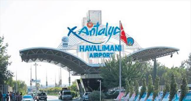 Antalya'da rekortmen Fraport IC İçtaş oldu