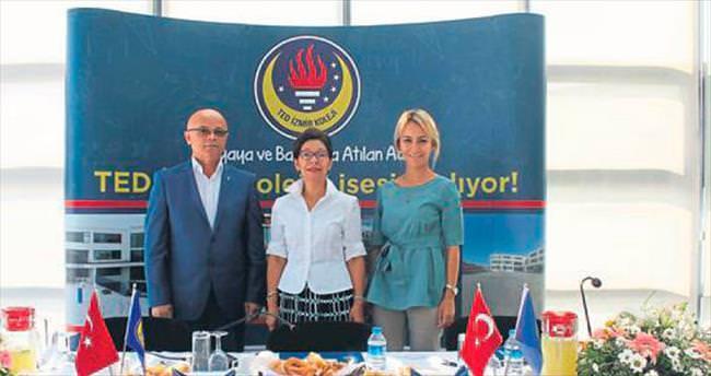 TED İzmir Koleji eğitime başlıyor