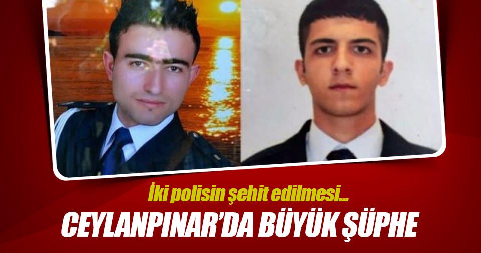 2 polisin şehit edilmesinde FETÖ kuşkusu