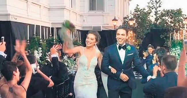 Düğünümüzde en çok biz eğlendik