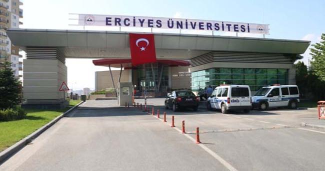 Melikşah Üniversitesi'nde büyük operasyon