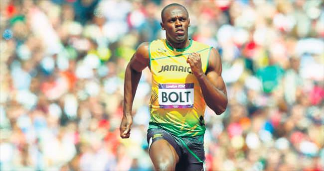 100 metreyi art arda üçüncü kez kazanan ilk adam olmak istiyorum