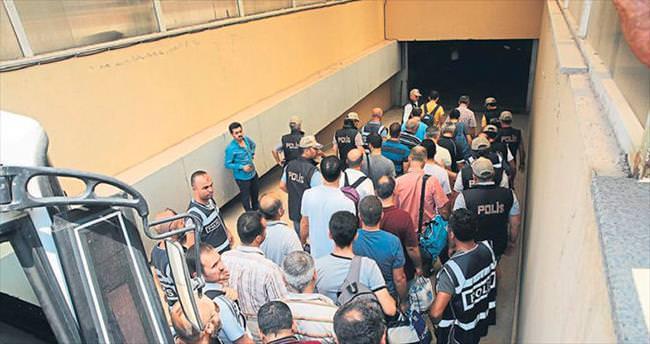 Antalya emniyet imamı yakalandı