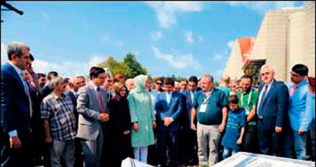 Borsa İstanbul'da şehitler anıtı açıldı