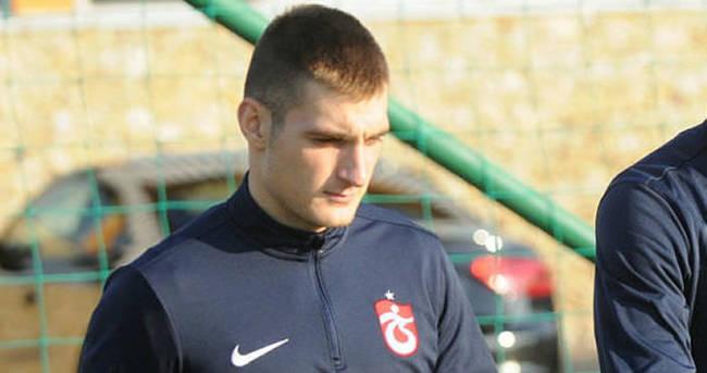 Bero: Trabzonspor'da olmaktan onur duyuyorum