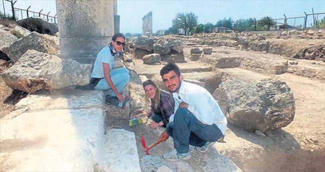 Soli Pompeipolis'te 2016 kazıları başladı