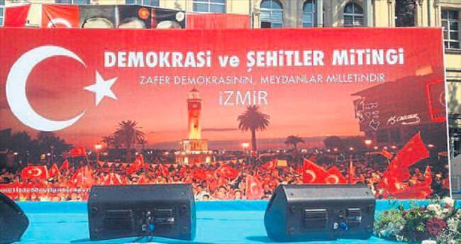 İzmirliler 'hava sıcak' demedi