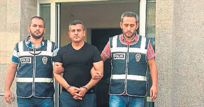 Cezaevinden kaçan mahkum yakalandı