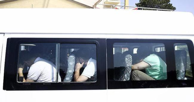 Elazığ'daki FETÖ operasyonunda 13 polis tutuklandı