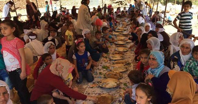 Türkiye ve Suriye'de dağılan aşiret üyeleri 100 yıl sonra buluştu