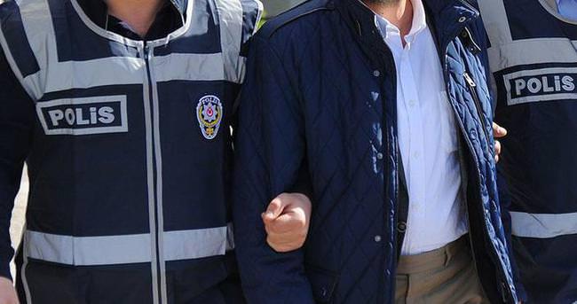 FETÖ'nün 'Ordu il imamı' olduğu öne sürülen kişi tutuklandı