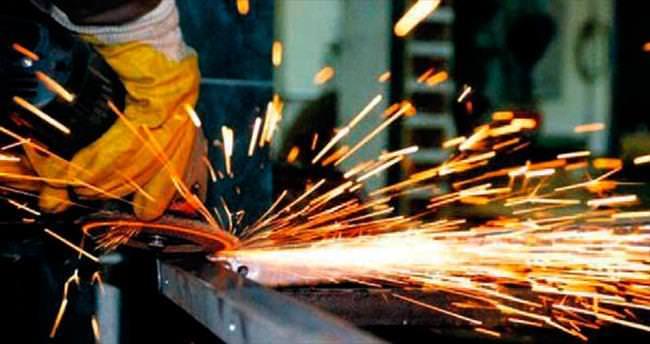 Sanayi üretimi yüzde 1.1 yükseldi