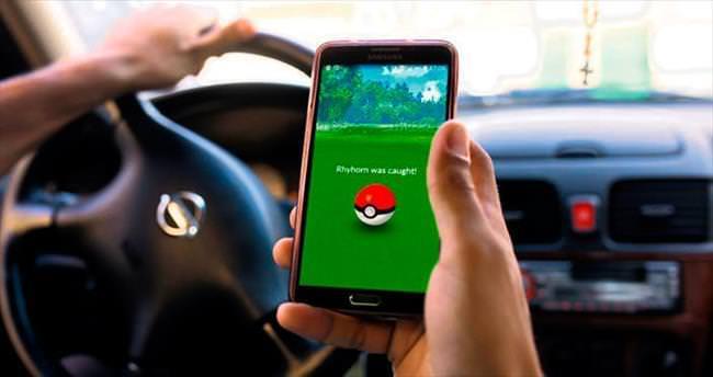 349 sürücüye Pokemon cezası