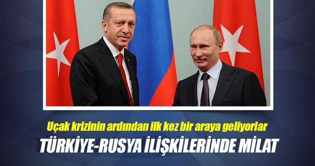 Türkiye-Rusya ilişkilerinde milat