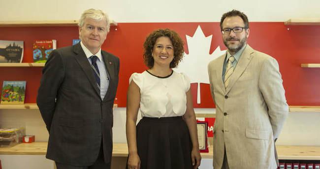 """Kanada İstanbul Başkonsolosu Ulric Shannon: """"Türkiye'ye güveniyoruz"""""""